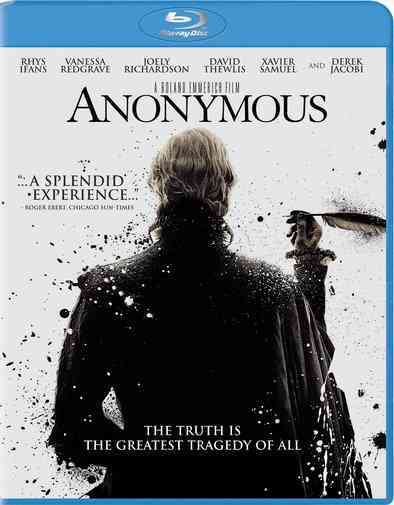 ANONYMOUS BY IFANS,RHYS (Blu-Ray)