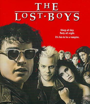 LOST BOYS BY PATRIC,JASON (Blu-Ray)